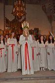 Celebración de Santa Lucia