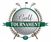 Golf Tournament Clubs Design