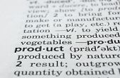 Product Defined