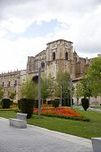 The Convent Of San Marcos In Le�n