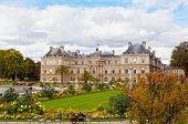 Palais du Luxembourg Paris France