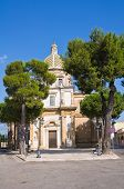 stock photo of mater  - Sanctuary Church of Mater Domini - JPG