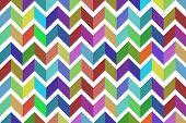 Colorful Skew Pattern