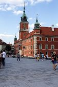 Royal Palace, Warsaw, Poland