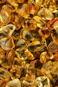 Polished Citrine Background