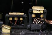 Steam Train Pipes