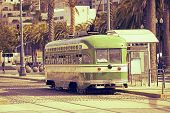 pic of tram  - The Trolley  - JPG