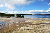 Yellowstone Basin Landscape