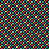 Fabric Texture Polka Dot Pattern Vector