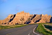 Badlands Roadway