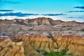 Hdr Badlands Formations