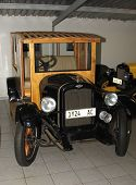Vintage Car 1927 Chevrolet Woodie Truck