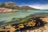 Honeymoon bay, Freycinet National Park, Tasmania, Australia