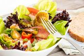 Enjoying A Healthy Vegetarian Meal