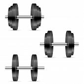 Dumbbells Set