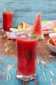 Watermelon juices