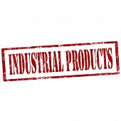 Industrial Products-stamp