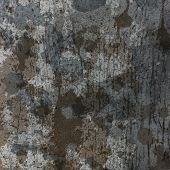 Grunge Stained Rusted Texture
