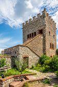 picture of albania  - Old Venetian Castle in Butrint  - JPG