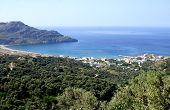 Bay Of Plakias, Crete, Greece