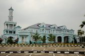 Sultan Ismail Mosque in Muar