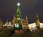 Moscow, Christmas Tree