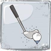 Golf Sports Theme