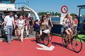 Amsterdam Ferryboat