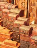 Handmade turkish boxes
