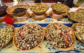 Olives On Market