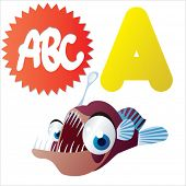 A is for Angler