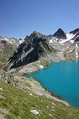 Highest In Europe, Lake Blue Murudzhinskoe, Caucasus