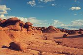 image of goblin  - Goblin Valley SP - JPG