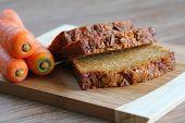 Carrot Cake Slices