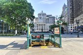 Brooklyn Borough Hall Subway Station