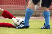Soccer Player Attacked