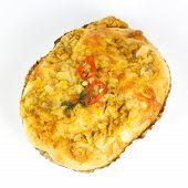 Chicken Curry Bread