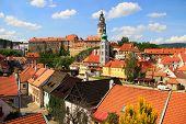 City Cesky Krumlov
