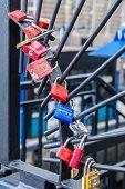 Love-padlocks