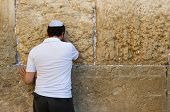 Wailing Wall In Jerusalem
