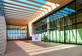 Samara Hypermarket Ambar. The One Of Largest Shopping Center In Samara, Opened In August 2014