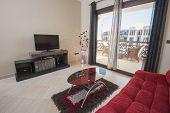 Interior Of Luxury Apartment