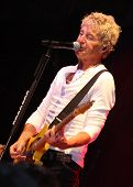 Kevin Cronin Singing & Playing Guitar