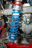 Sports Car Shock Absorber