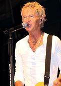 Kevin Cronin Singing on Stage