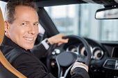 Happy Car Owner.