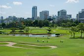 The Golf Course At Royal Bangkok Sports Club