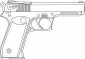 Drawing A Pistol