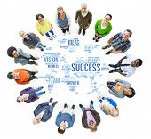 foto of globalization  - Global Business People Togetherness Community Success Growth Concept - JPG