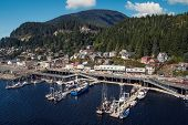 Small Alaskan Port City